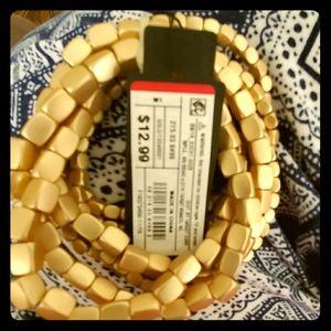 7 PC Stretch Bracelet Set- NEW